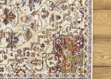 Alhambra Rug 6504c Ivory Beige