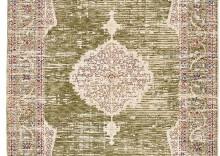 Alhambra Rug 6594b Ivory Green