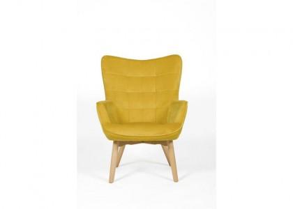 Devon Accent Chair - Ochre