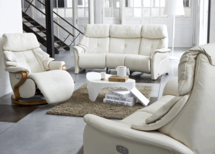 Chester Leather Upholstery Range