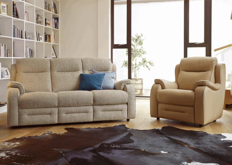 Boston Upholstery Range