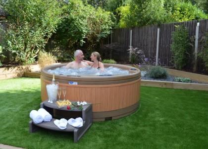 RotoSpa QuatroSpa Hot Tub