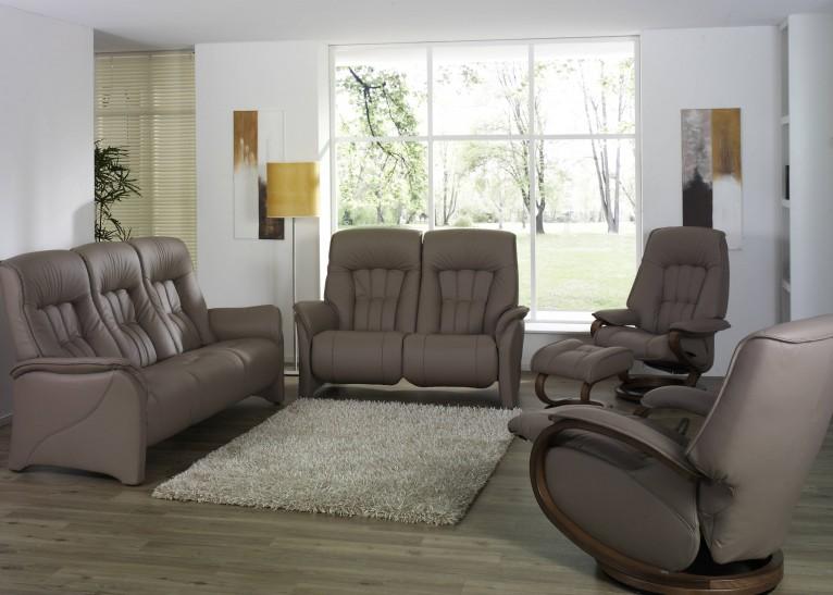 Rhine Leather Upholstery Range