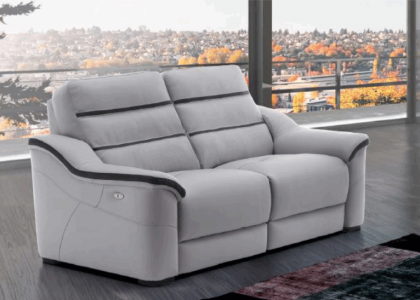 Max Leather Upholstery Range