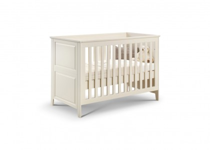 Cameo Nursery Cotbed - Toddler Bed
