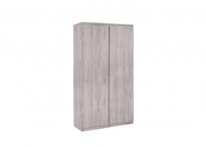 Jupiter 2 Door Wardrobe - Grey