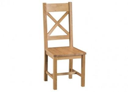 Columbo Cross Back Chair