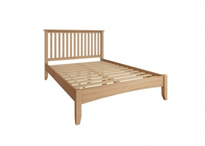 Garbo Double Bed Frame