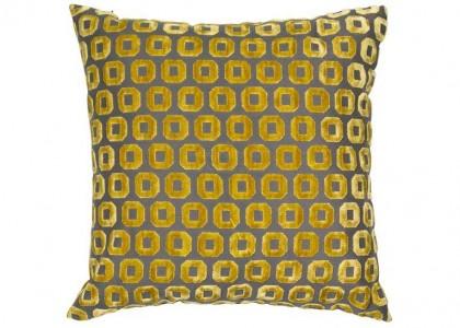 Bentley Mustard Cushion