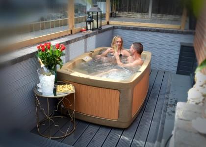 RotoSpa DuoSpa S080 Hot Tub