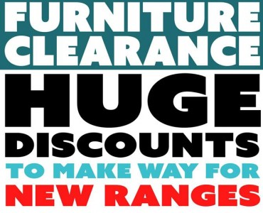 Don't Miss The Furniture Clearance Event At Toons