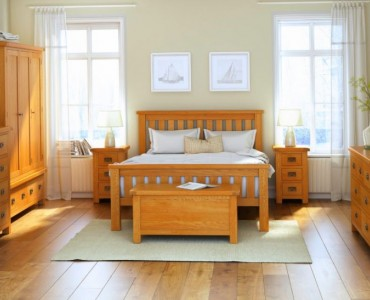 Solid, Smart and Stylish - Wooden Bed Frames from Toons