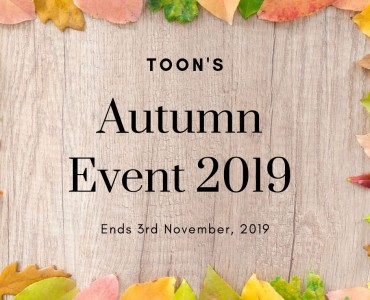 Join Us At Our Autumn Event